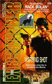 Cover of: Warning Shot