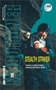 Cover of: Stealth Striker (Executioner)