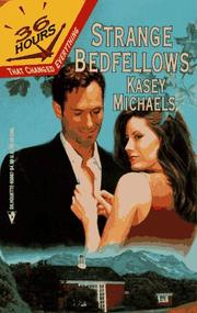 Cover of: Strange Bedfellows (36 Hours)