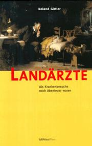 Cover of: Landärzte