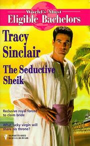 Cover of: The Seductive Sheik   (World
