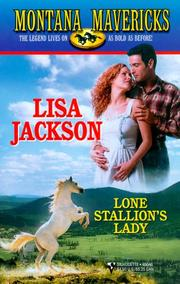 Cover of: Lone Stallion's Lady (Montana Mavericks, 1)
