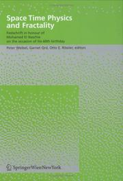 Cover of: Space Time Physics and Fractality |