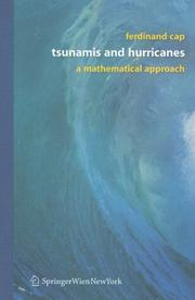 Cover of: Tsunamis and Hurricanes