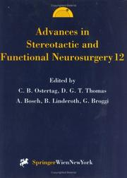 Cover of: Advances in stereotactic and functional neurosurgery 12