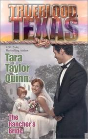 Cover of: The Rancher's Bride (Trueblood Texas (Numbered))