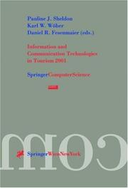 Information & Communication Technologies in Tourism 2001 by