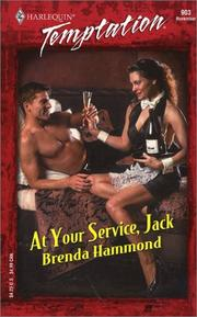 Cover of: At your service, Jack