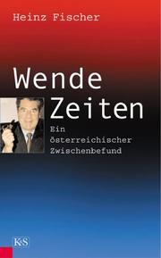 Cover of: Wende-Zeiten