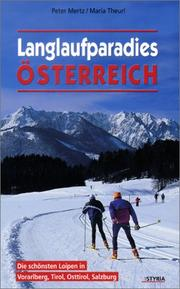 Cover of: Langlaufparadies Österreich