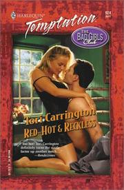 Cover of: Red-hot & reckless