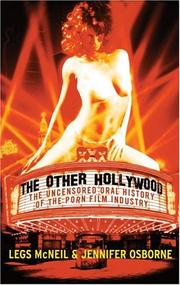 Cover of: The Other Hollywood