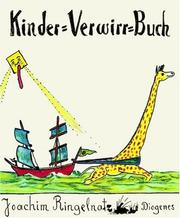 Cover of: Kinder-Verwirr-Buch