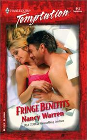 Cover of: Fringe beenefits
