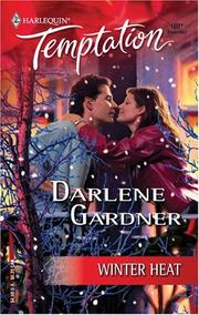 Cover of: Winter heat | Darlene Gardner