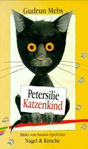Cover of: Petersilie, Katzenkind