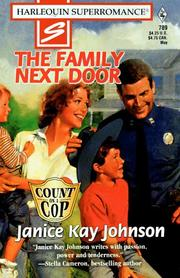 Cover of: The Family Next Door