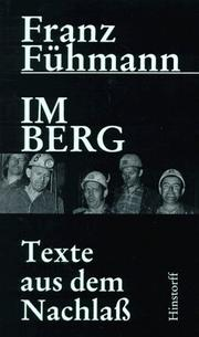 Cover of: Im Berg