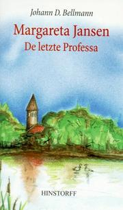 Cover of: Margareta Jansen