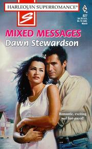 Cover of: Mixed Messages | Dawn Stewardson