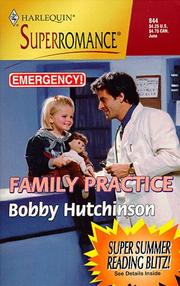 Cover of: Family Practice | Bobby Hutchinson