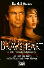 Cover of: Braveheart in German