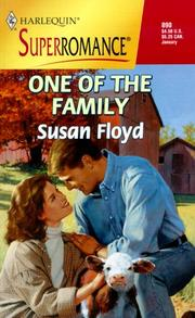 Cover of: One of the Family