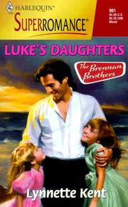 Cover of: Luke's Daughters