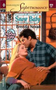 Cover of: Snow Baby | Brenda Novak