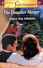 Cover of: The Daughter Merger