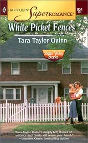 Cover of: White Picket Fences: Shelter Valley Stories (Harlequin Superromance No. 954)