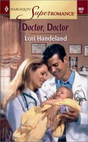 Cover of: Doctor, Doctor