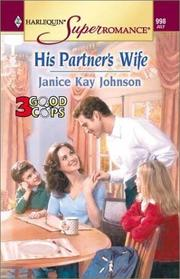 Cover of: His Partner's Wife