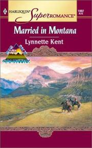 Cover of: Married in Montana