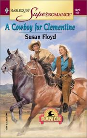 Cover of: A Cowboy for Clementine