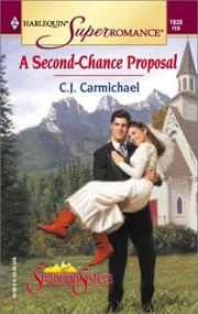 Cover of: A Second-Chance Proposal