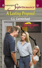 Cover of: A Lasting Proposal