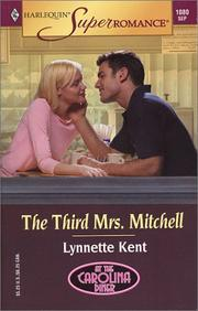Cover of: The Third Mrs. Mitchell