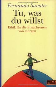 Cover of: Tu, was du willst