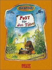 Cover of: Post fur den Tiger