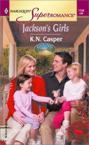 Cover of: Jackson's Girls