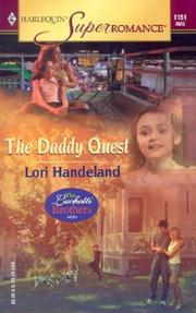 Cover of: The daddy quest