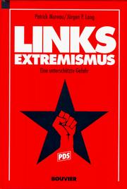 Cover of: Linksextremismus
