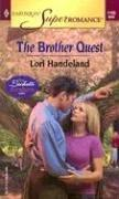 Cover of: The Brother Quest  (The Luchettis Book 3)