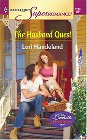 Cover of: The husband quest