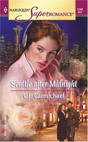 Cover of: Seattle after midnight | C. J. Carmichael