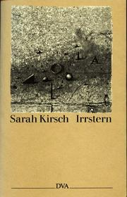 Cover of: Irrstern