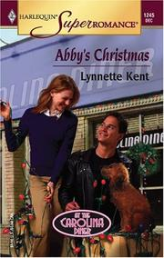 Cover of: Abby's Christmas