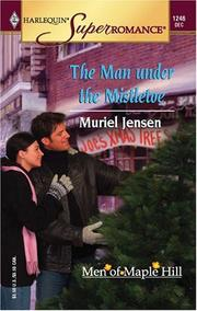 Cover of: The man under the mistletoe