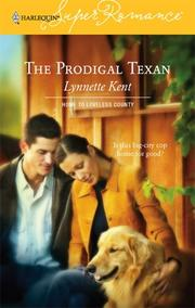 Cover of: The Prodigal Texan
